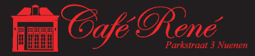reklamebord cafe rene